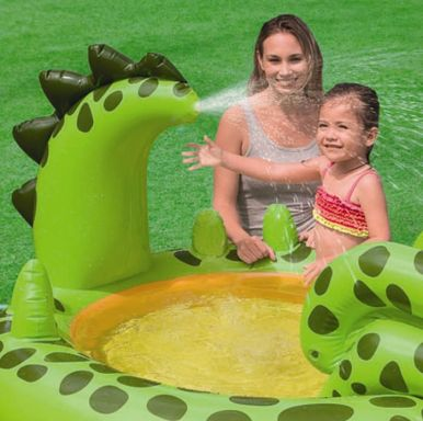 Gator Play Centre Paddling Pool - 57132