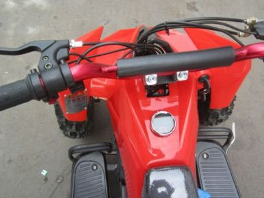 Electric 500w 36v Quad Bike - Red