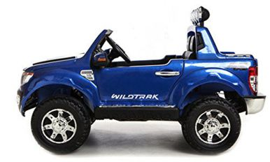 Ford Ranger Licensed 12v Ride On - Blue
