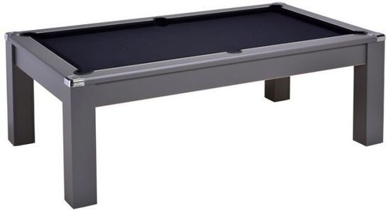 Avant Garde Onyx Grey Diner Freeplay 7ft Slate Bed Pool Table