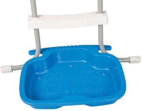 intex pool foot bath other pool accessories. Black Bedroom Furniture Sets. Home Design Ideas