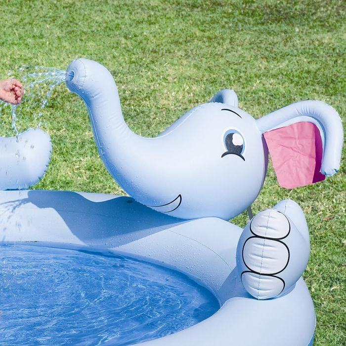 Interactive Elephant Play Pool - 53034 Thumnail #2