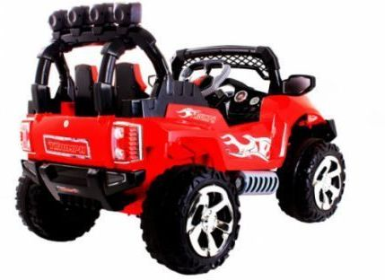 Kids Twin 6V Sand Scorcher Style Ride On Car With Remote Control Thumnail #2