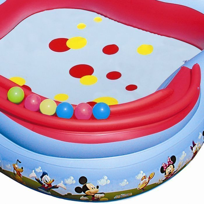 "Mickey Mouse Clubhouse Paddling Pool 63"" - 91015 Thumnail #2"
