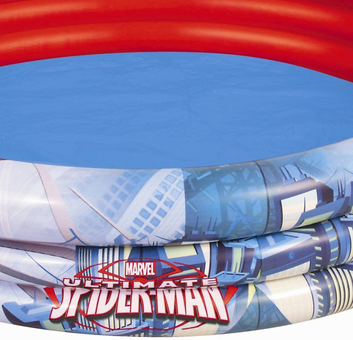 Spiderman 3 Ring Paddling Pool - 98006 Thumnail #2