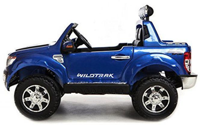 Ford Ranger Licensed 12v Ride On - Blue Thumnail #2