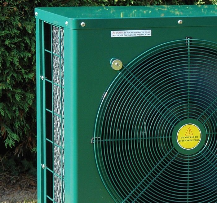 Heatseeker Swimming Pool Heat Pump 5.6kW Thumnail #2