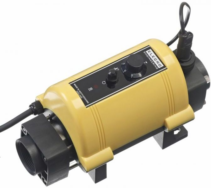 Elecro Nano Splasher Pool Heater 3kw Pool Heating