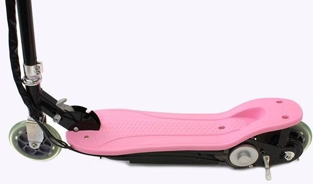 120w Electric Scooter - Pink Thumnail #2