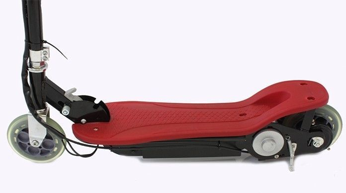 120w Electric Scooter - Red Thumnail #2