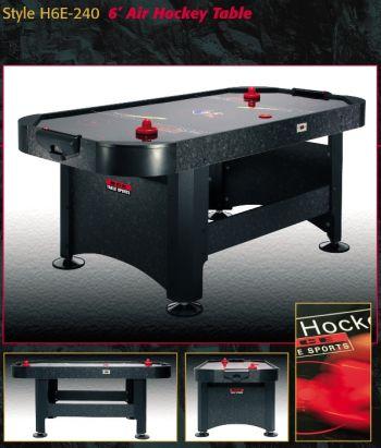 BCE 6ft Air Hockey Table
