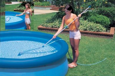 Intex pool maintenance kit 28002 pool cleaning chemicals - Swimming pool cleaning chemicals list ...