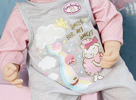 Zapf Creation Baby Annabell Mia So Soft - Dolls