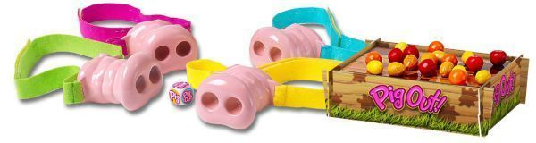 John Adams Ideal Pig Out - Puzzles & Games