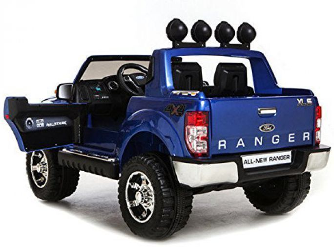 Ford Ranger Licensed 12v Ride On - Blue Thumnail #3