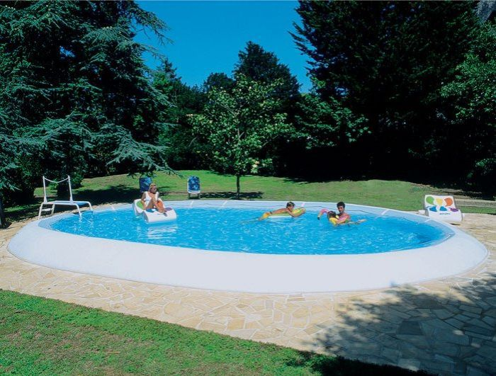 Zodiac Ovline Original Oval Pool 11 2m X 7 3m