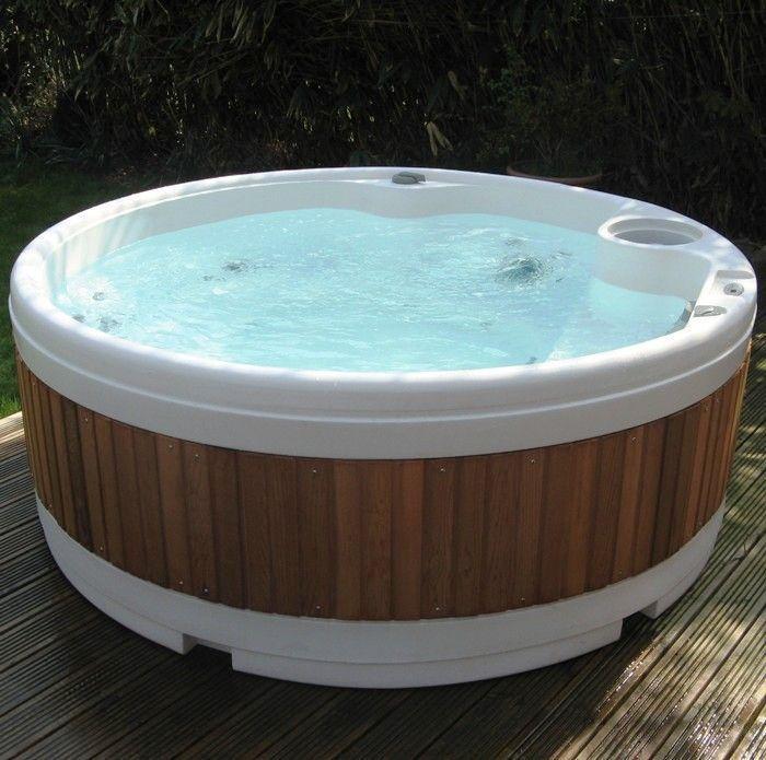 Quatrospa Garden Hot Tub Garden Hot Tubs