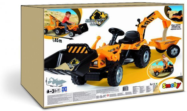 SIMBA SMOBY TRACTOR BUILDER Thumnail #3