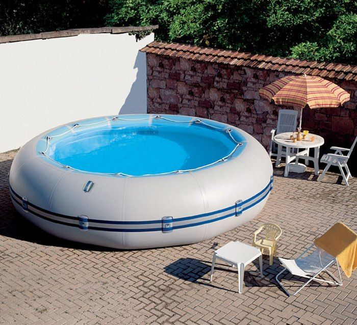zodiac winky original round pool 5m x. Black Bedroom Furniture Sets. Home Design Ideas