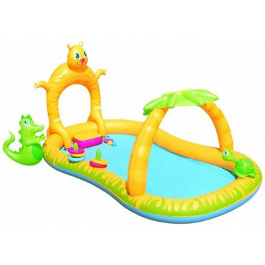 Jungle Safari Play Centre Paddling Pool - 53030