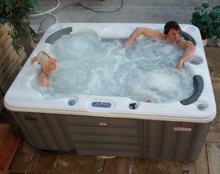 Canadian Spa Halifax Garden Hot Tub Garden Hot Tubs