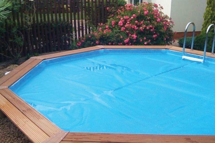 Richmond corner wooden pool from plastica for Richmond gardens pool