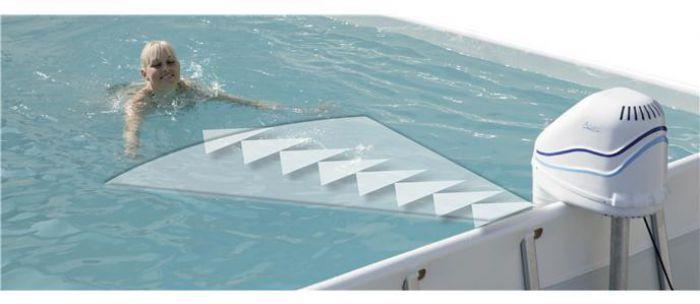 Aqua Jet Support Leg Pool Pumps Counter Current