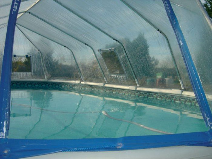 Fabrico Sun Dome Swimming Pool Enclosures