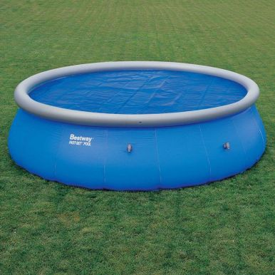 Solar Pool Cover 24ft X 12ft Rectangular Pool Covers Summer