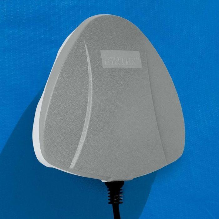 intex led pool wall light pool lighting. Black Bedroom Furniture Sets. Home Design Ideas