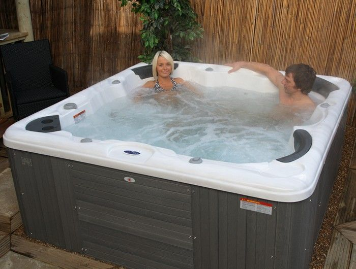 Canadian Spa Winnipeg Garden Hot Tub Garden Hot Tubs
