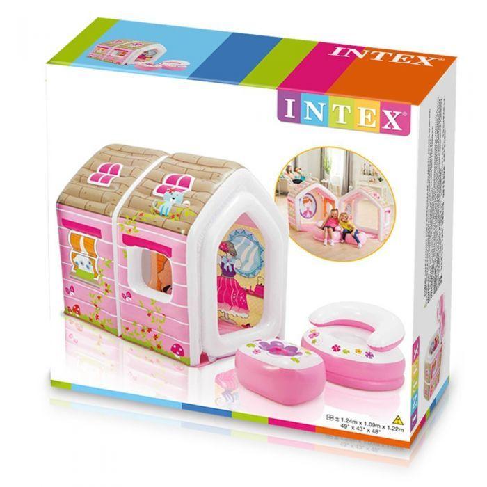 Intex Princess Playhouse 48635 Inflatable Toys