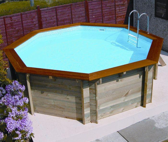 Doughboy Octagonal Wooden Pool 4 4m Wooden Pools