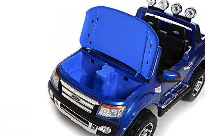 Ford Ranger Licensed 12v Ride On - Blue Thumnail #7