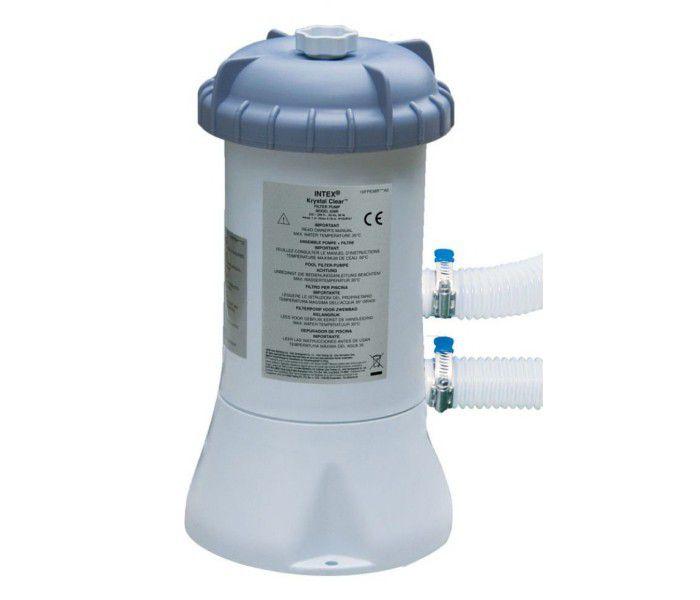 Intex pool pump hook up
